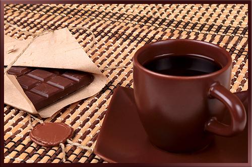 Картинка чай кофе шоколад